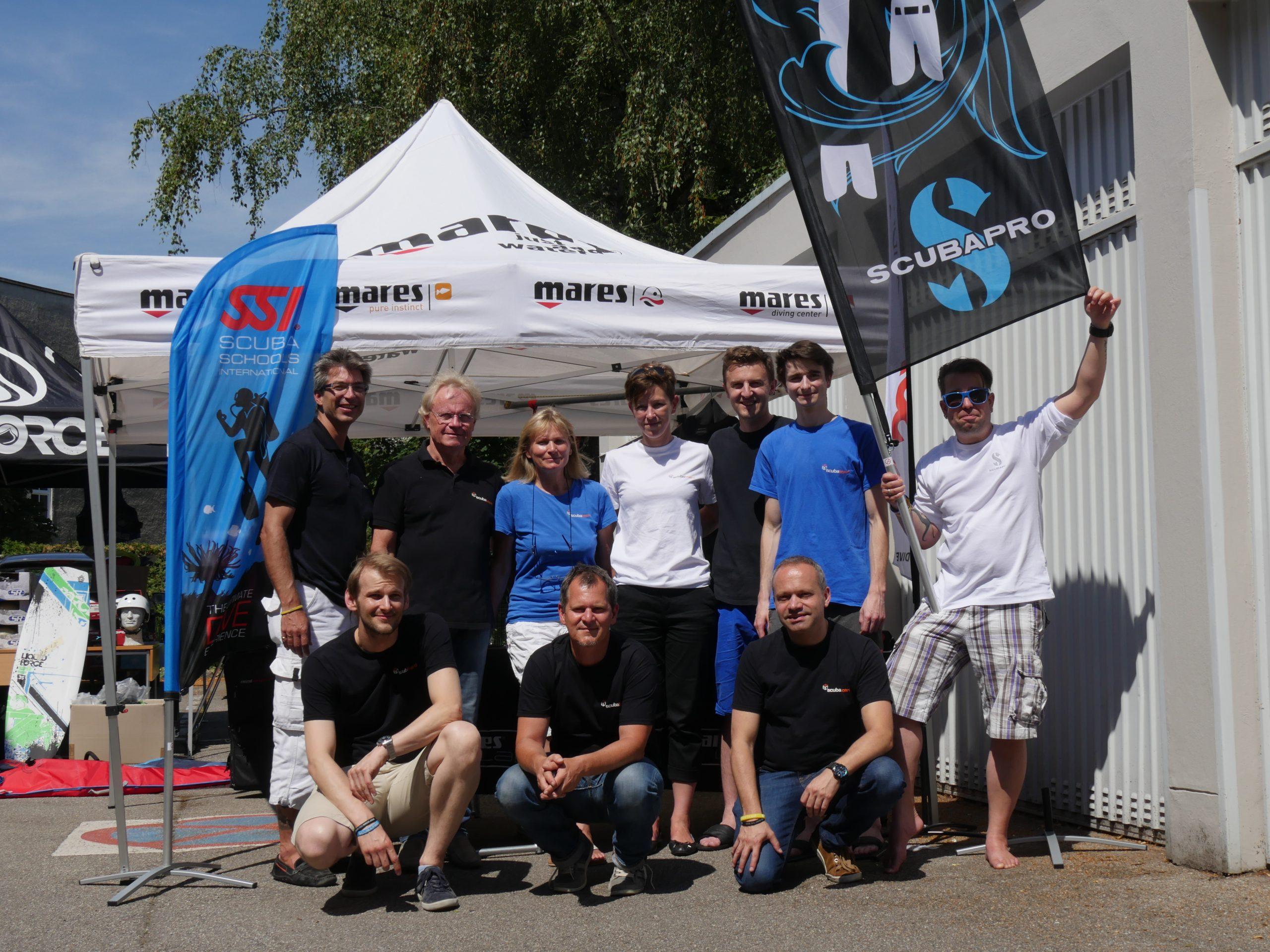 Team scubaboard