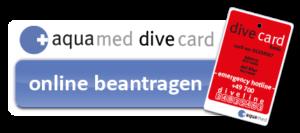 divecard online beantragen