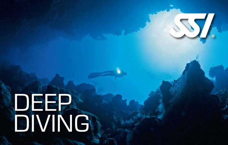 Deep Diving / Tieftauchen