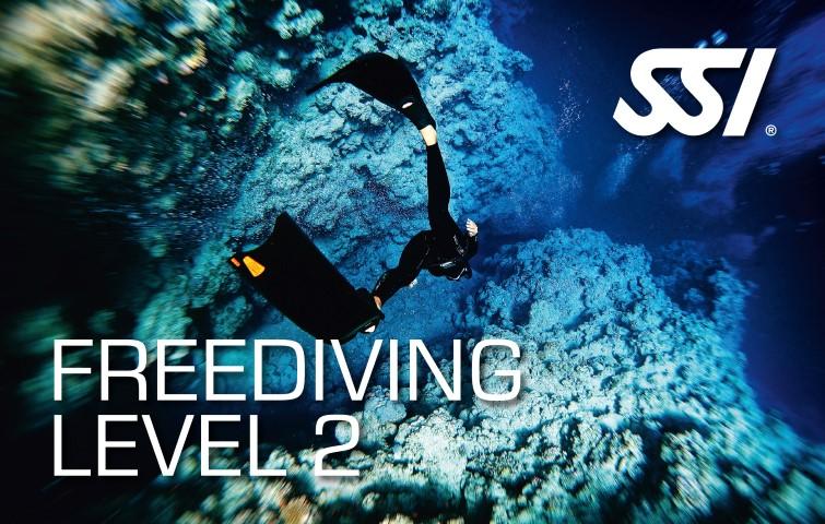 Freediving Level 2