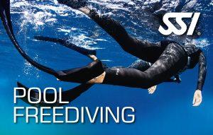Pool Freediving