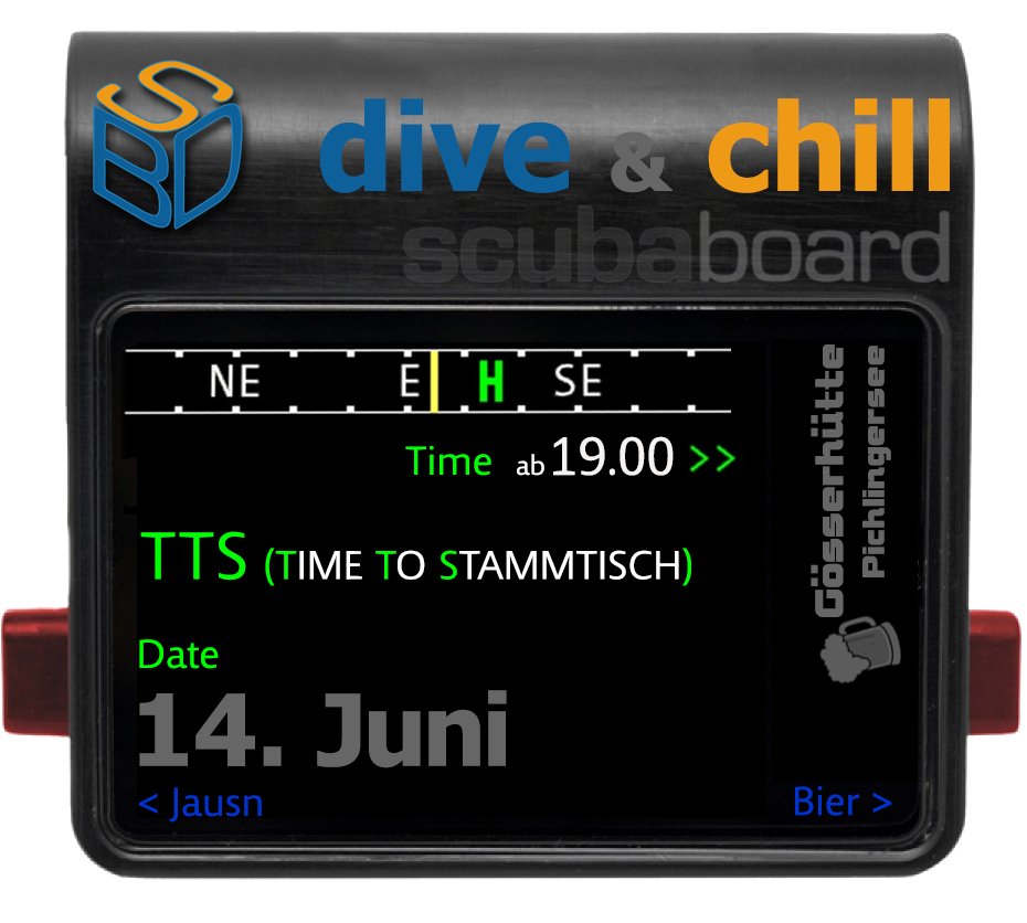 scubaboard dive and chill pichlingersee