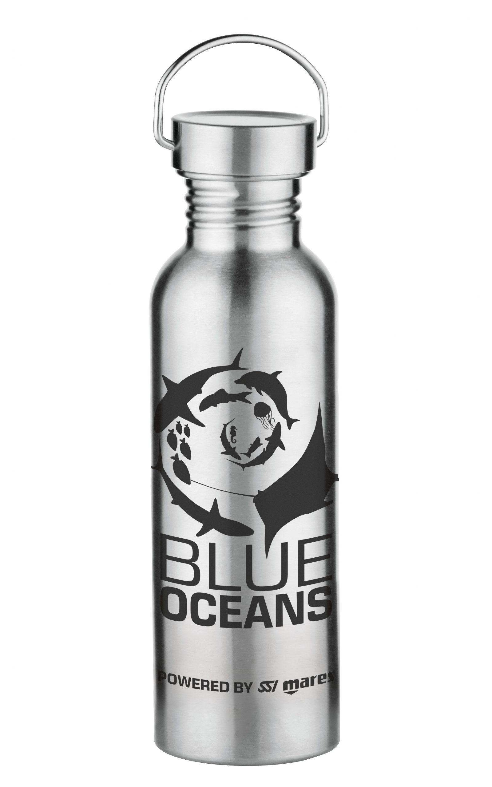 Blue Oceans Trinkflasche