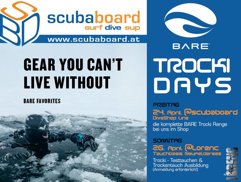 scubaboard Trocki Days