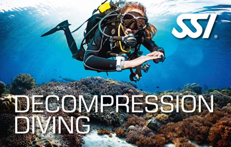Dekompressions Tauchen