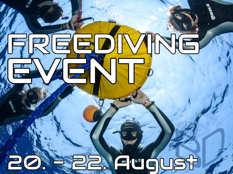 Freediving Event